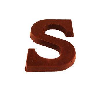 CHOCOLADE LETTER SUIKERVRIJ
