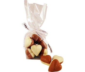 CHOCOLATE HEARTS PRALINE