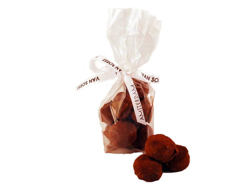 TRUFFLES DARK CHOCOLATE