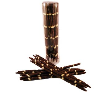 CHOCOLADE PENCIL PUUR GROOT