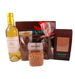 DESSERT BOX WITH DESSERT WINE