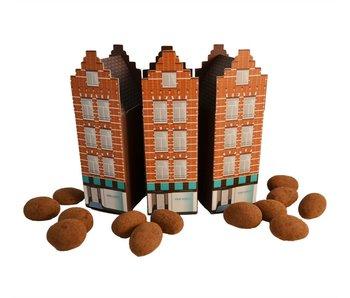 GRACHTENPANDJE CHOCOLADE