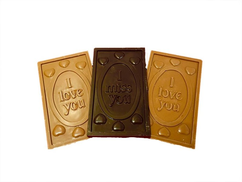 ROMANTIC CHOCOLATE BAR