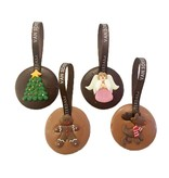 LIMITED EDITION KERSTBOOM HANGERS