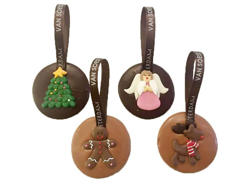 LIMITED EDITION CHRISTMAS TREE HANGERS