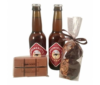 CHOCOLATE BEER BOX COLUMBUS