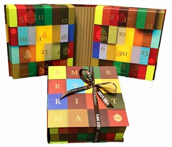 CHOCOLADE ADVENTSKALENDER
