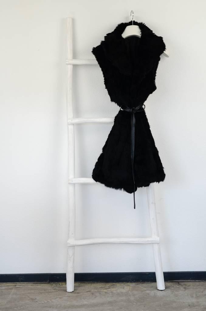 Zwart Bont vestje