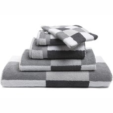Vandyck Handdoek Boston Silver Grey-088