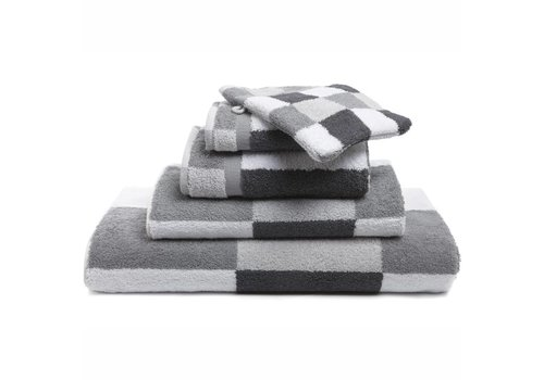 Vandyck Towel Boston Silver Gray-088