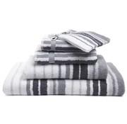 Vandyck Handdoek Ontario Silver Grey-088