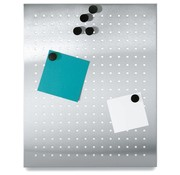 BLOMUS MURO magneetbord 50x40 cm met gaatjes (mat)