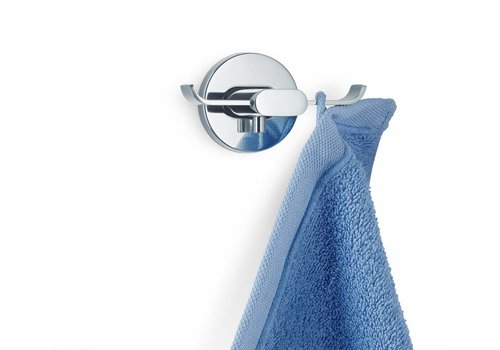 BLOMUS AREO double towel hook (gloss)