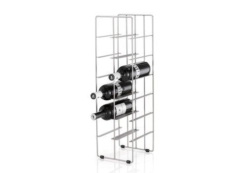 BLOMUS PILARE wine rack (12 bottles)