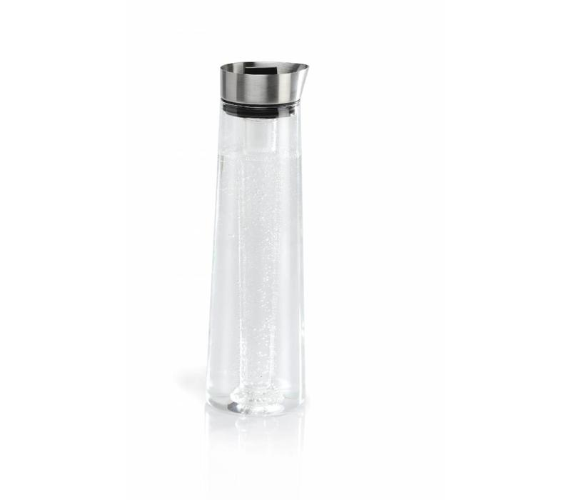 ACQUA COOL water carafe 1.2 liters with cooling stick (mat) 63478