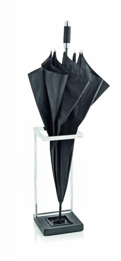 blomus menoto paraplubak 68547 rvs geborsteld bath living. Black Bedroom Furniture Sets. Home Design Ideas