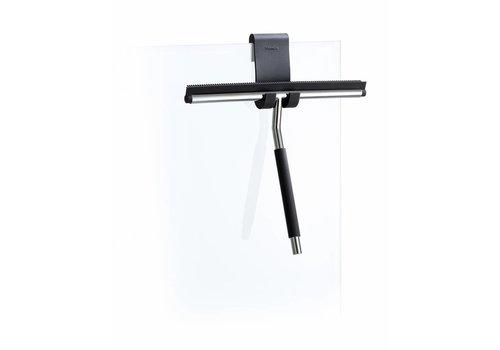 Zack JAZ wisser voor douche / badkamer 20,5 cm - geborsteld (mat ...