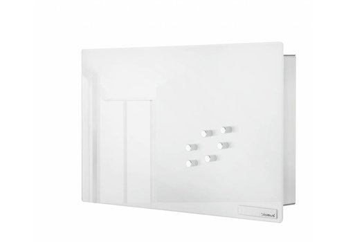 BLOMUS VELIO key cabinet / magnetic wall height 20cm (white)