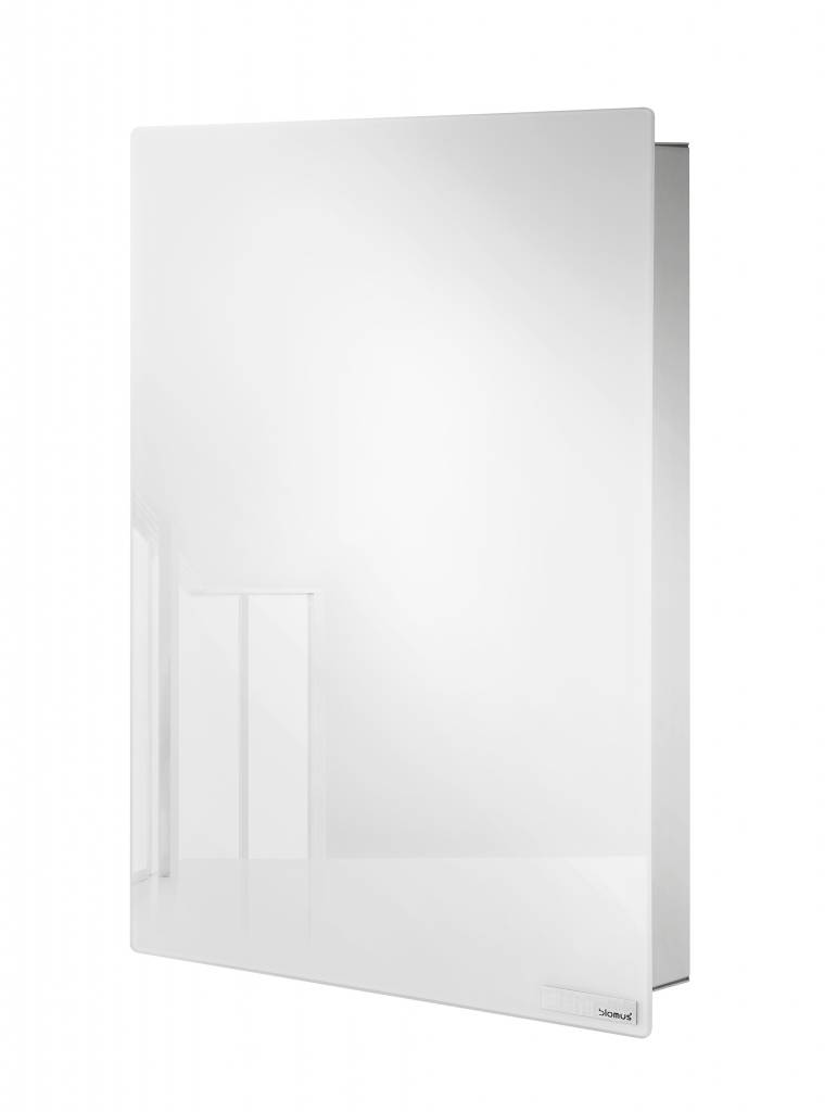 Blomus velio key cabinet magnetic board height 40cm for Bathroom cabinets 40cm wide