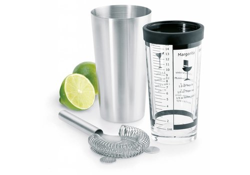 BLOMUS LOUNGE boston shaker set (matte)