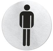 BLOMUS SIGNO deur symbool 'man' (mat)