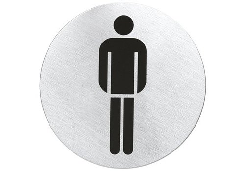BLOMUS SIGNO door symbol 'man' (mat)