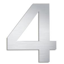 BLOMUS SIGNO huisnummer 4 (mat)