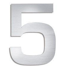 BLOMUS SIGNO huisnummer 5 (mat)