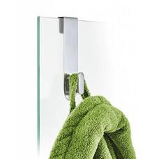 BLOMUS AREO haak voor glaswand 6-8 mm (mat)