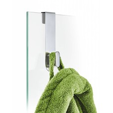 BLOMUS AREO hook for glass wall 6-8 mm (mat)
