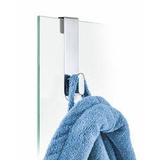 BLOMUS AREO hook for glass wall 6-8 mm (gloss)