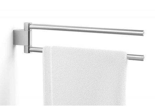 ZACK Atore towel rail swiveling (mat)