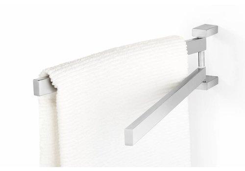 ZACK LINEA handdoekstangen zwenkbaar (mat)