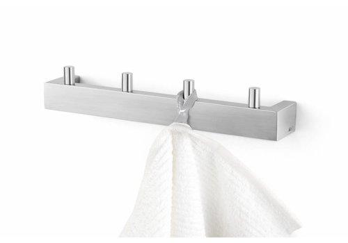 ZACK LINEA coat rack 4-hook (mat)
