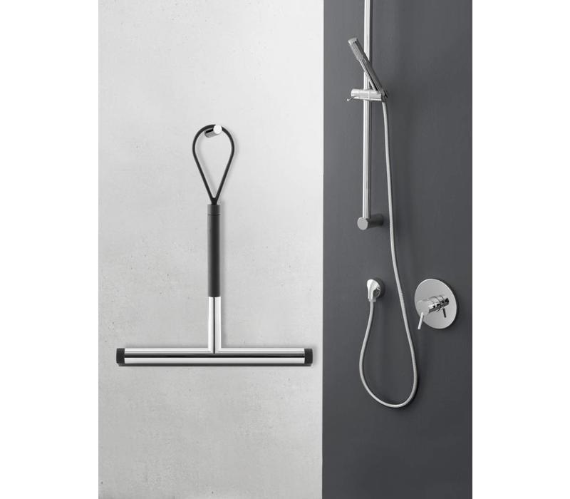 Zack JAZ wisser voor douche / badkamer 20,5 cm - gepolijst ...
