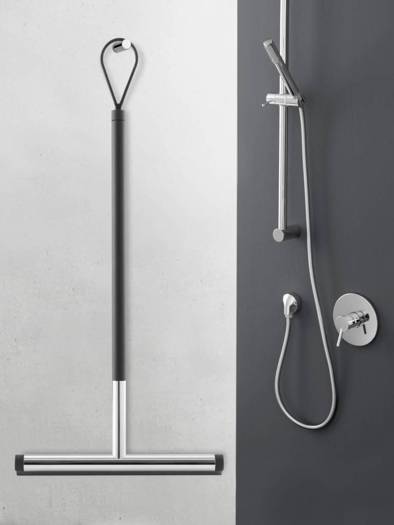 Zack JAZ wisser voor douche / badkamer 42,5 cm - gepolijst ...