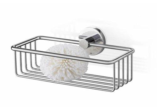 ZACK SCALA shower basket 23,5cm (gloss)