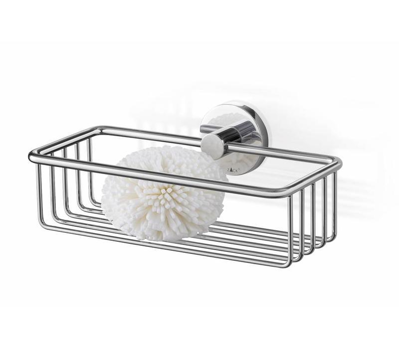 SCALA shower basket 23.5cm 40084 (gloss) - Bath & Living