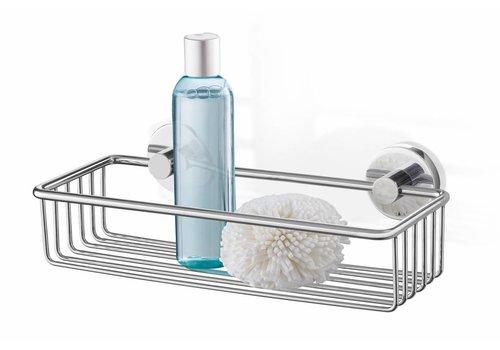 ZACK SCALA shower basket 31cm (gloss)