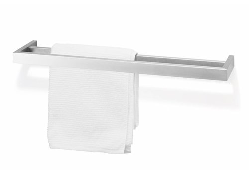 ZACK LINEA towel rack 2 rods (mat)