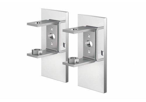 ZACK LINEA wall bracket set/2 (gloss)