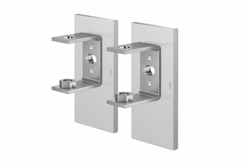 Badkameraccessoires zack toiletrolhouders uit de linea for Miroir linea 90