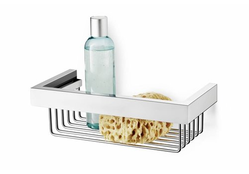 ZACK LINEA shower basket (gloss)