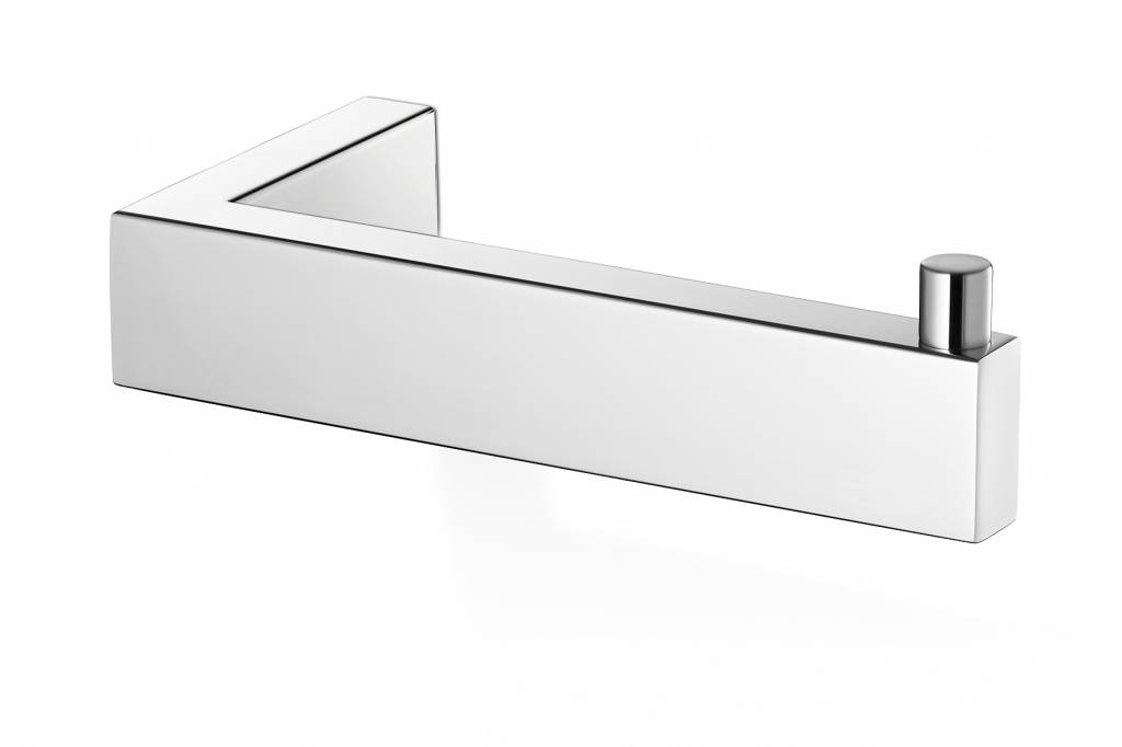 Zack Bathroom Mirrors linea toilet paper holder 40043 (gloss) - bath & living