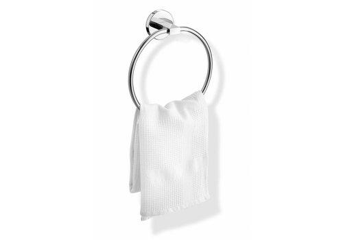ZACK SCALA handdoekring (glans)