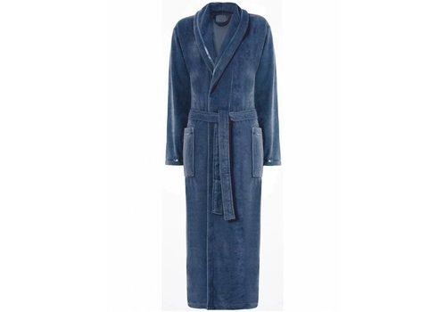 Vandyck AVANTGARDE bathrobe Navy-036