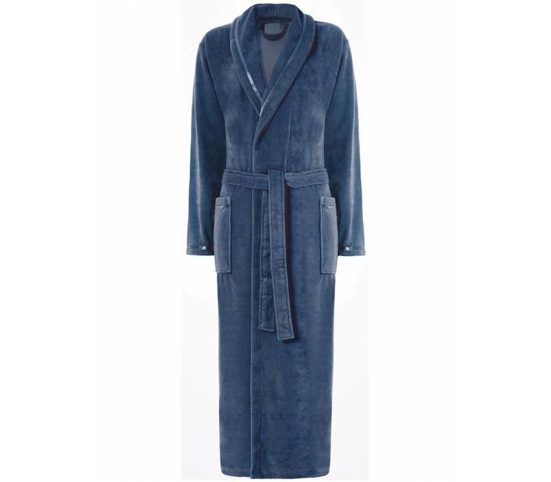 AVANTGARDE bathrobe Navy-036