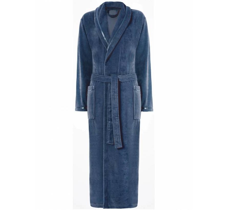 AVANTGARDE bathrobe Navy-036 (BAHU8203)
