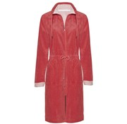 Vandyck CHICAGO bathrobe Coral-056