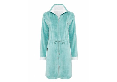 Vandyck CHICAGO bathrobe Celadon Green-402